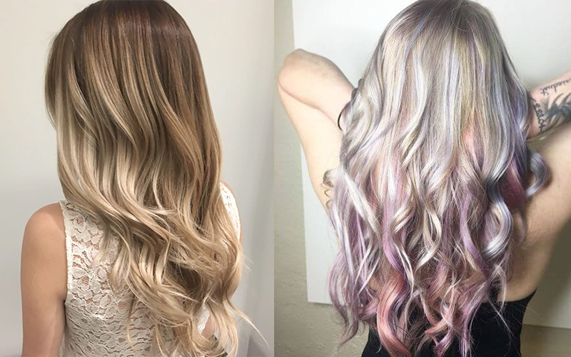 Ombre please!